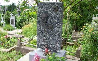 Могила Василя Прокоповича Шкляра